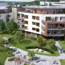 Praha 9 nabízí nové byty k nastěhování