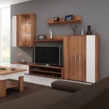 Kvalitní obývací stěny na míru