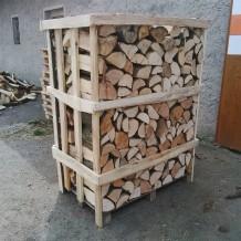 Prodej palivového dřeva s rozvozem po celém území ČR