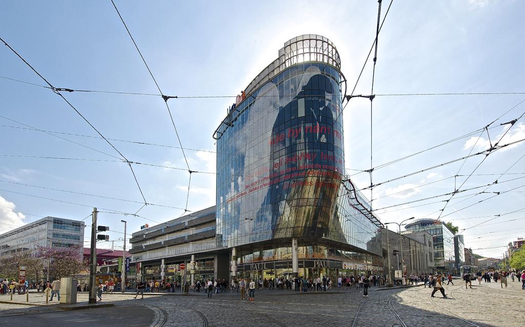 Nové byty Praha Smíchov