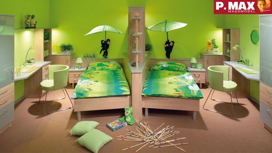 Dětský nábytek a studentské pokoje